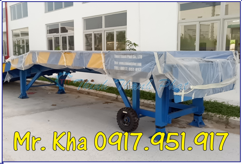 Cau xe nang KCN Thanh Thanh Cong 01