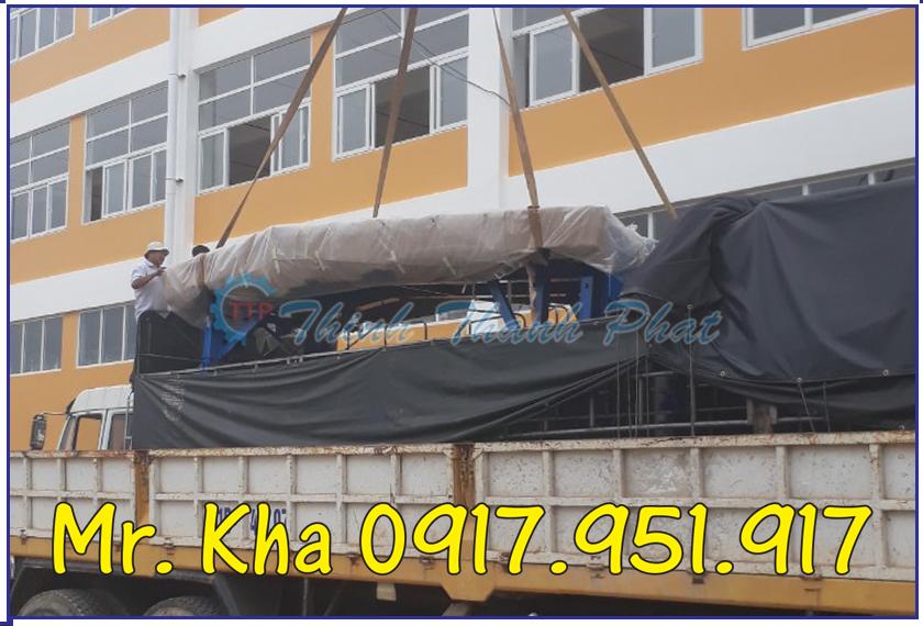 Cau xe nang Vsip Quang Ngai 03