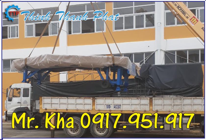 Cau xe nang Vsip Quang Ngai 05