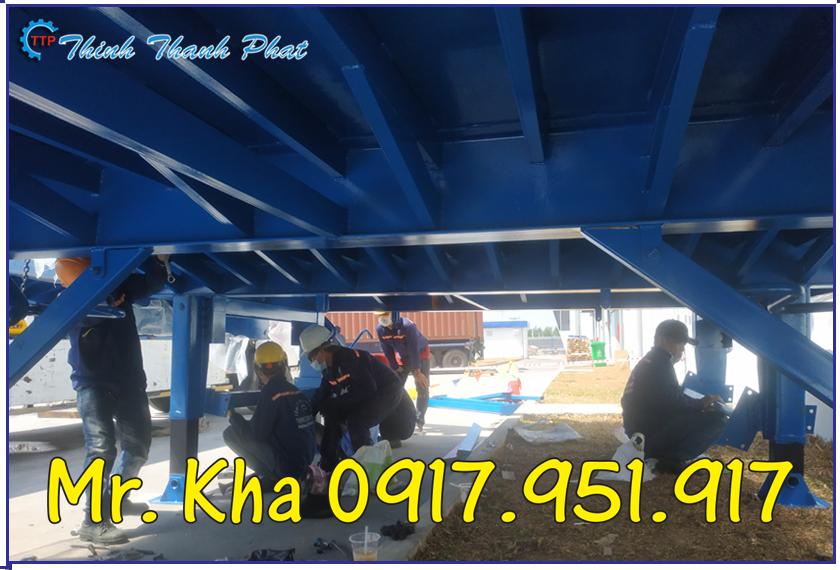 Platform ho tro dong rut hang container 03